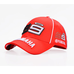 $enCountryForm.capitalKeyWord NZ - New Black Red F1 Racing Cap Car Motocycle Racing Moto Gp Vr 99 Rossi Embroidery Hiphop Cotton Trucker Yamaha Baseball Cap Hat