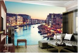 $enCountryForm.capitalKeyWord UK - Night scene 3D city wall 3D Curtain Luxury Blackout Window Curtain Living Room