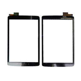 lg g pad screen NZ - For LG G Pad F 8.0 V480 V490 Touch Screen Digitizer Glass Panel Replacement Free Shipping