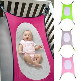 $enCountryForm.capitalKeyWord Australia - New Fashion Safety Baby Crib Hammock Hanging Detachable Portable Sleeping Nursery Beds Fashion New Baby Safety Hammock