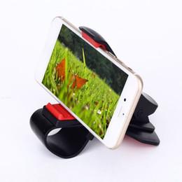 $enCountryForm.capitalKeyWord Australia - Universal Dashboard 360 Degree Hud Design For Car Gps Navigation Mobile Phone Holder Stand Clamp