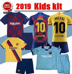 $enCountryForm.capitalKeyWord NZ - 19 20 kids kit third DE JONG VIDAL MESSI SUAREZ Jersey soccer home away 3rd PIQUE INIESTA COUTINHO A.INIESTA football shirt youth boy Kit