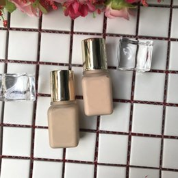 Brand waterproof DW foundation 7ml for all skin stay-in-place makeup face cosmetics 1W1 1C1 two colors available drop shipping