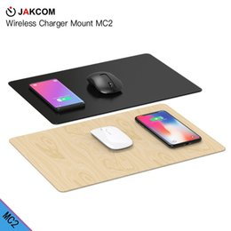 Smart Pad China NZ - JAKCOM MC2 Wireless Mouse Pad Charger Hot Sale in Mouse Pads Wrist Rests as android tv box nb iot tracker china smart watches