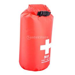 Emergency Packs Australia - Waterproof 5L First Aid Emergency Kit Dry Bag Travel Camping Hiking Kayaking Storage Dry Sack #86238