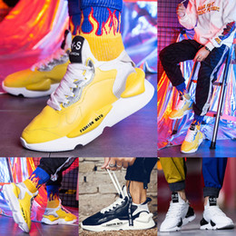 80aa7d4bf10c 2018 Y-3 kaiwa QASA RACER Vista sports shoes Breathable Men Women Run Shoes  Couples Prophere Climacool Y3 ELLE STRETCH SAND Outdoor Trainers