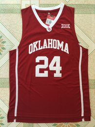$enCountryForm.capitalKeyWord NZ - Cheap custom Buddy Hield #24 NCAA Oklahoma College Basketball Jersey Red White StitchedWholesale jersey drop shipping