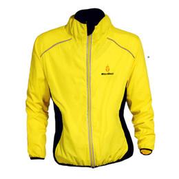 $enCountryForm.capitalKeyWord Australia - Yellow Running Cycling Riding Motorcycles High Visibility Reflective Jacket Long Sleeve MOTO Off-Road Warning Vest Protection Gear Wind Coat