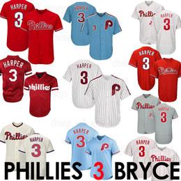 51f7234e2b Jersey 3 Bryce 99 Mitch Williams 7 Camisa Franco 10 Daulton Camiseta de  béisbol 2019