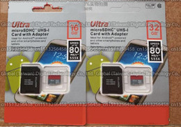 $enCountryForm.capitalKeyWord Australia - DHL shipping 8G 16GB 32GB 64GB 128GB 256GB SDK micro sd card smartphone SDXC Storage card Actual capacity TF card camera memory card 80MB S