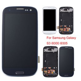 Galaxy S3 Touch Screen Assembly Australia - For Samsung Galaxy S3 Neo i9301i i9301 LCD Display Touch Screen Digitizer Assembly