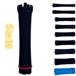 heat hair rollers NZ - Hot Sale High Quality Hair Perm Roller ,Rod ,Curler ,Factory Direct Selling ,36v Output ,Size 16