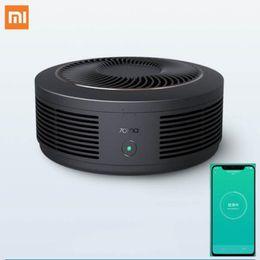 Xiaomi 70mai Purificador de Aire Pro Filtro de Silenciador de Aire Filtro de Teléfono Control Inteligente Eliminar PM2.5 Humo Olor Polvo de Formaldehído para el Hogar, Coche en venta