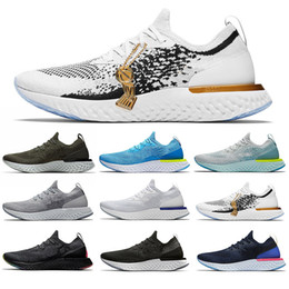 1e1cab11a3c25 Epic React Fly Running Shoes Champion For Men Women Knitting Breathable Sports  Sneakers Trainers Runner Hiking Jogging Walking designer Shoe