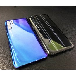 N20 goophone P40 pro cell phone 6.5inch smart phone pro max 3G mobile phone WCDMA Quad Core MTK6580 1GB 4GB GPS Show Fake 4G LTE on Sale