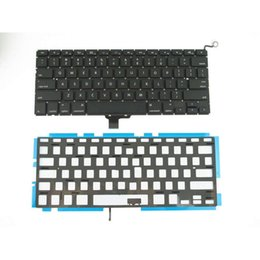 Unibody Macbook Australia - Keyboard Backlight Backlit For Macbook Pro Unibody 13 Inch A1278 2009-2012