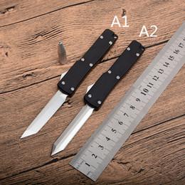 $enCountryForm.capitalKeyWord Australia - Mini UT-70 MT small straight out automatic knife D2 blade aluminum alloy tactical AUTO CNC A07 616 UTX85 UT knife