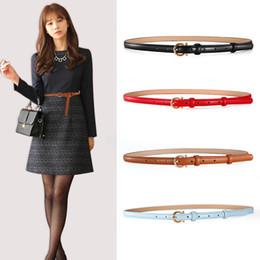 Black Wide Girls Belt Australia - Belt Woman Pin Buckle Fashion Belts For Women Korean Student Leisure Genuine Leather Jeans Waist Belt