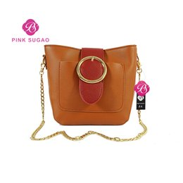 Ship Chains For Sale Australia - Pink sugao designer chain bags women cross body bag luxury purses hot sales shoulder bag new fashion summer fanny bags for lady free ship
