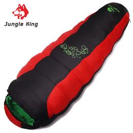 $enCountryForm.capitalKeyWord Australia - Jungle Koning verdikking vullen vier gaten katoen slaapzakken outdoor camping bergbeklimmen speciale camping tas beweging