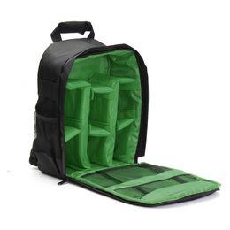 $enCountryForm.capitalKeyWord UK - Waterproof Camera Bag Backpack Shoulder Case For DSLR Casual, Outdoor, etc Pockets SLR Solid 2 Casual