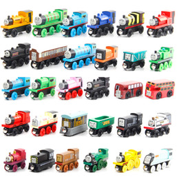 Thomas Train Wood Model Toy, Mini Size, 59 Styles, Compatible with Thomas Train Track, for Party Christmas Kid' Birthday Gift, Home Ornament on Sale
