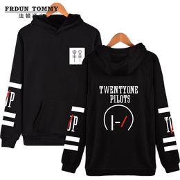 $enCountryForm.capitalKeyWord Australia - Fashion-Wholesale- New Brand Sweatshirt Twenty One Pilots Number Women Kpop Hoodies Fashion Logo Hoodies And Hip Hop Fashion Style 4XL