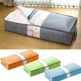 $enCountryForm.capitalKeyWord UK - Fashion Underbed Storage Bags Bedding Pillows Quilt Clothes Zipper Organizer New Home & Garden