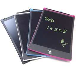 $enCountryForm.capitalKeyWord Australia - Drawing Toys LCD Writing Tablet Erase Tablet Electronic Paperless LCD Handwriting Pad Kids Writing Board Children Gifts