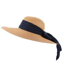 0ca36d1c2 2019 new hot breathable summer Korean version of the visor British  fisherman hat bow retro spring and autumn seaside sun hat beach