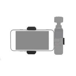 $enCountryForm.capitalKeyWord Australia - Sunnylife 3in1 Phone Fixing Clamp Clip Holder for DJI OSMO POCKET Handheld Camera Gimbal Mini Desktop Tripod & Extended Selfie Stick Rod