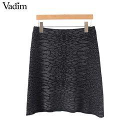 $enCountryForm.capitalKeyWord NZ - wholesale women snake print knitted mini skirt animal pattern elastic waist slim fit stretchy faldas mujer retro casual skirts BA334