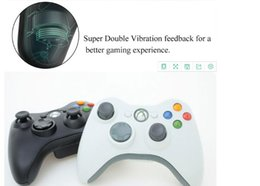 New microsoft pc online shopping - new G Wireless Controller for X box Joystick for Microsoft PC Windows Gamepad For Xbox360 Controle Game pa