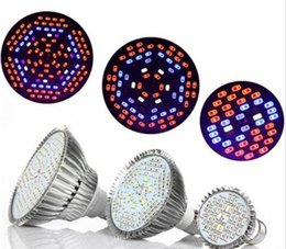 horticulture grow light NZ - Led Grow lights 30W 50W 80W Full Spectrum Led Plant Grow Lamps E27 LED Horticulture Grow Light for Garden Flowering Hydroponics System LLFA