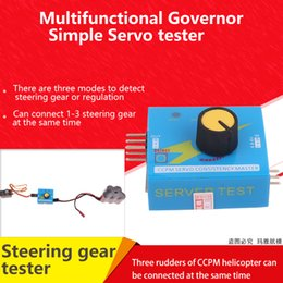 $enCountryForm.capitalKeyWord Australia - Multi Servo Tester 3CH ECS Consistency Speed Controler Power Channel CCPM Meter Master Checker RC Dron Helicopter Parts RC Hobby
