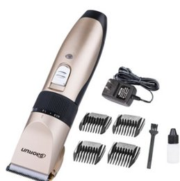Hair Cutters Machine Australia - Children Adults shaving machine hair clipper Hair Trimmer Grooming Clippers Cutters Electric Low-noise