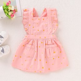 b5b4f598fc2 Kawaii Princess Dress Australia - MUQGEW Fashion Newborn Infant Cute Baby  Girl Star Summer Sleeveless Pocket