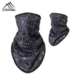 $enCountryForm.capitalKeyWord Australia - SAENSHING Full Face scarf Skiing mask Sports Outdoor Winter Snowboard Motorcycle 3D Printed Neck Cover Protection Guard Scarf