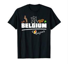 $enCountryForm.capitalKeyWord Australia - Belgium Souvenir T-shirt Travel Gifts For Women Tee