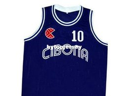 630f5014ffa2 Cheap Mens CUSTOM  10 JERSEY PETROVIC NEW YUGOSLAVIA ANY NAME