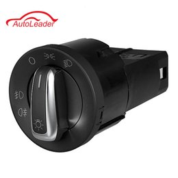 China Car Head Light Fog Light Switch Control for VW Golf Jetta MK4 Passat B5 Beetle Sharan 3BD 941 531 supplier lighting beetle suppliers