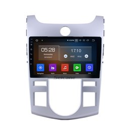 $enCountryForm.capitalKeyWord UK - 9 inch Android 9.0 Car GPS Navigation System for 2008-2012 KIA FORTE (AT) with Bluetooth Mirror link WIFI support car dvd Rearview camera