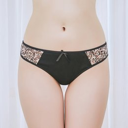 $enCountryForm.capitalKeyWord NZ - Hot Leopard Printed T-back Panty Sexy G-string Women Thong Panties pics