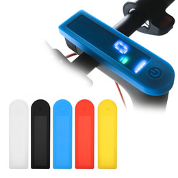 $enCountryForm.capitalKeyWord Australia - Waterproof Dashboard Panel Circuit Board Silicone Cover for M365 M365 Pro Electric Scooter Black White Red Blue Yellow