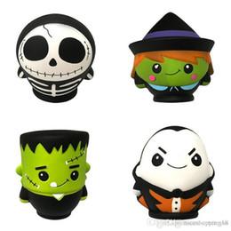 $enCountryForm.capitalKeyWord Australia - Hallowmas Squishy human skeleton doll Slow rising Rebound Decompression Toys Squishies Hand Squeezed Toy Children Halloween Gifts