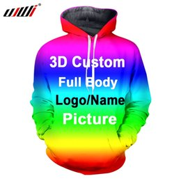 $enCountryForm.capitalKeyWord Australia - UJWI Customized Printed Singlet Hoodies Sweatshirts Men Streetwear Custom Clothing China Factory Hot Sale
