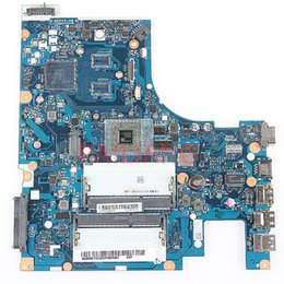 lenovo motherboards 2019 - PAILIANG Laptop motherboard for Lenovo G50-45 PC Mainboard AMD EM6010 MB ACLU5 ACLU6 NM-A281 15 inch full tesed DDR3 dis