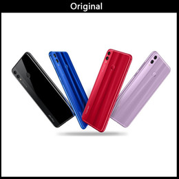 Discount huawei google phone - Huawei Honor 8X Max 7.12 inch Mobile Phone Android 8.1 16MP Octa Core Screen Fingerprint ID 4900mAh Battery Smartphone