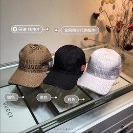 Luxo lona de alta qualidade Cap Homens Mulheres Hat exterior Desporto Lazer Strapback Estilo Europeu Hat Designer Chapéu de Sol Marca de beisebol com caixa venda por atacado
