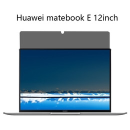 $enCountryForm.capitalKeyWord Australia - For Huawei matebook E 12inch screen size 275mm*190mm laptop Screen Protector Privacy Anti-Blu-ray protection of vision